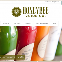 Honey Bee Juice