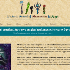 Esoteric School of Shamanism & Magic