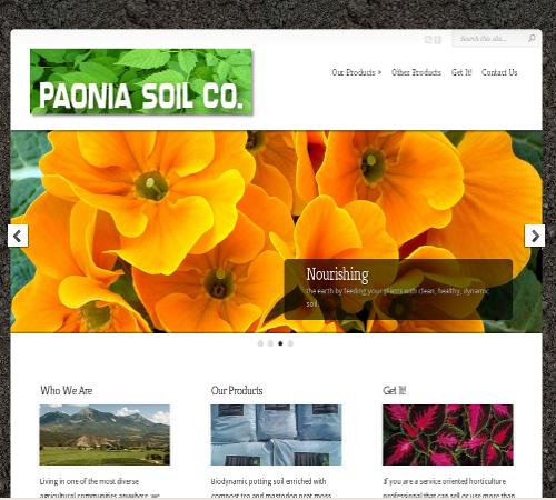 Graphic Designer Paonia
