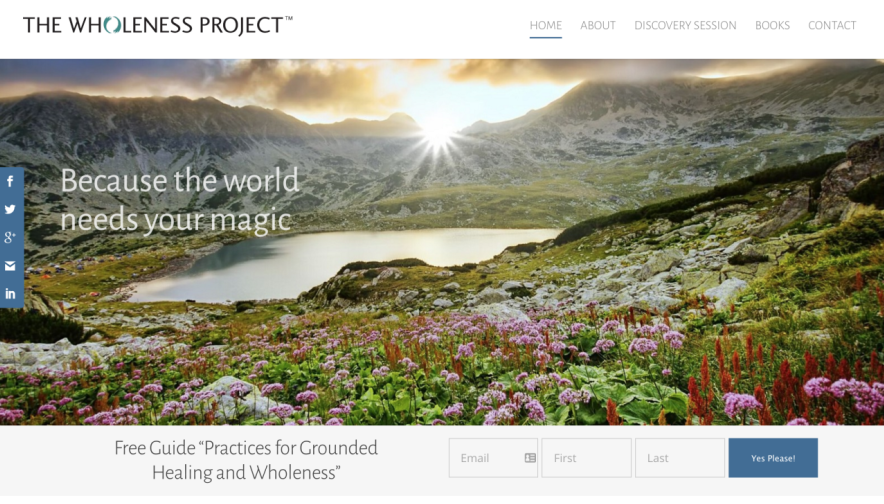 The Wholeness project